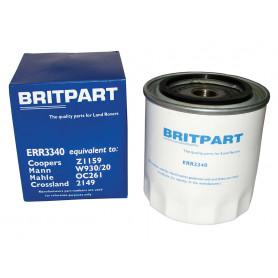 Oil filter 4.0 and 4.6 v8