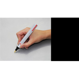 Beluga black paint pen