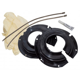 Swivel housing gaiter kit