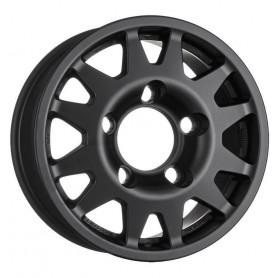 Terrafirma dakar wheel silver 7x16 - alloy wheel nuts onl