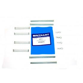 Brake pad retention pin kit range rover since 1990