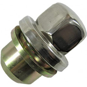 Nut for wheel rim aluminum defender
