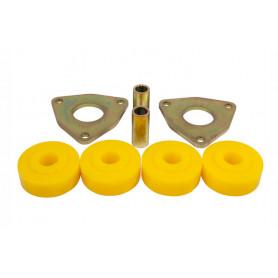Kit silent bloc lien inférieur au châssis arrière