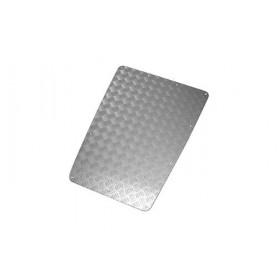 Protection de capot 3mm anodise argent