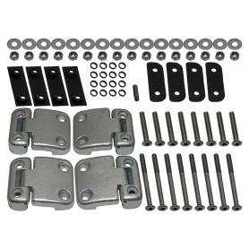 2nd row door hinge kit