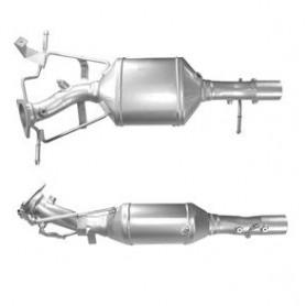 filtre a particules diesel