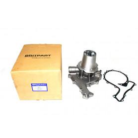 Pump water without viscous coupling defender v8 carburetor