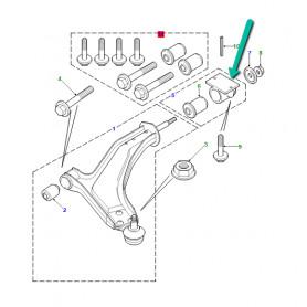 boitier de convertisseur avec bague Freelander 1