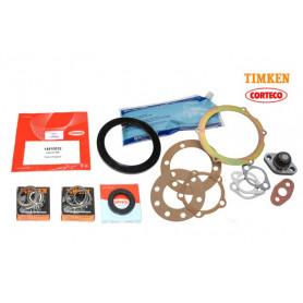 Repair kit without swivel housing with corteco seals & timken bearings