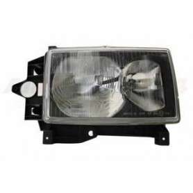 Headlamp assy rh