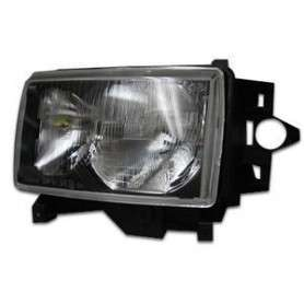 Headlamp assy lh