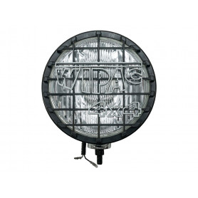 8 driving lamps in black
