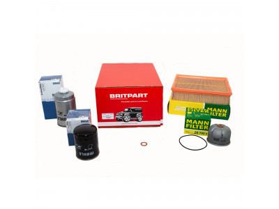 Kit filtration defender td5