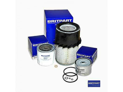 Kit filtration defender diesel et turbo diesel