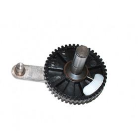 Windshield wiper motor mechanism prior to 2001 defender