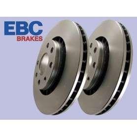 Brake disc rear vented (pair)