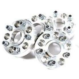 Set of 4 alloy wheel spacers d3/rrs/l322 30mm