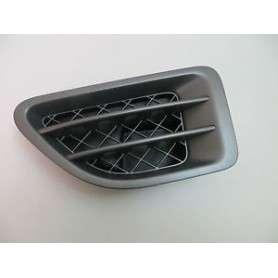 Côtédroit supercharged grille de ventilation