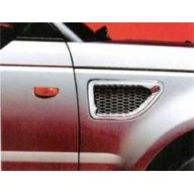 2006 to 09, hst limited edition chrome fender vents