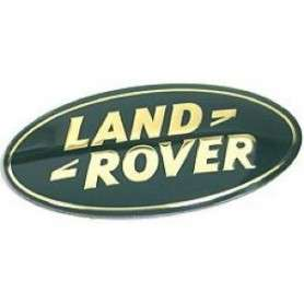 Land rover grille badge