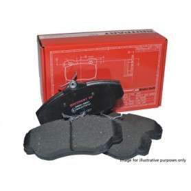 Britpart xs brake pad set