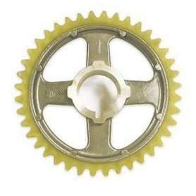 Cam chain wheel
