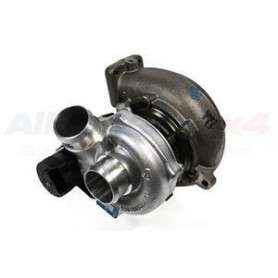 Turbocharger assy - 2.7 v6 diesel