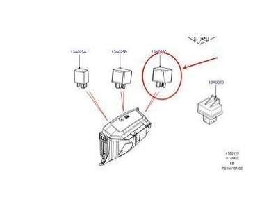 Relay 70 amp