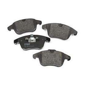 Rear brake pads for freelander 2 petrol
