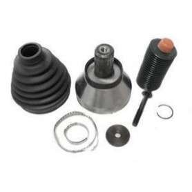 Outer cv joint and shaft for freelander 2
