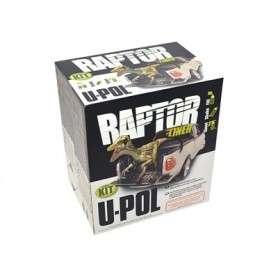 Kit de 4 raptor + 1 durcisseur