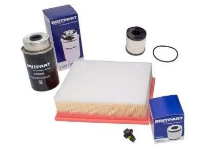 Kit filtration defender td4 a partir de 2007