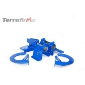 Terrafirma hydraulic bump stop front mounting kit 90/110/130/d1/rrc