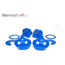 Terrafirma hydraulic bump stop rear mounting kit 90/d1/rrc
