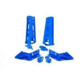 Terrafirma mega sport front adjust shock mount kit 90/110/130/d1/rrc
