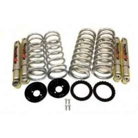 Air to coil conversion kit disco 2 + 2 in medium load long shocks