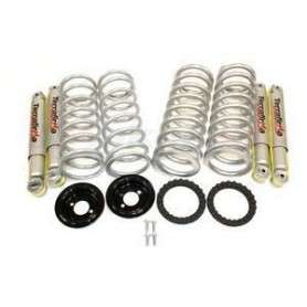 Air to coil conversion kit disco 2 + 2 in heavy load long shocks