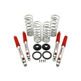 "air to coil conversion kit disco 2 med load +3"" travel pro sport shock"
