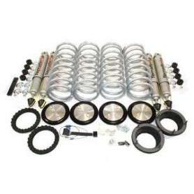 Air to coil conversion kit p38 heavy duty incl shocks