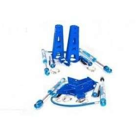 "terrafirma mega sport 9"" travel shocks & mount kit 90/110/130/d1/rrc"