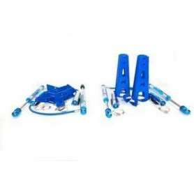 "terrafirma mega sport 11"" travel shocks & mount kit 90/110/130/d1/rrc"