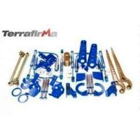 "terrafirma mega sport competition 11""travel kit for 110/130"