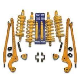 Suspension kit 40 mm - full - ring close - 110 def