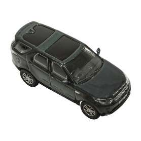 Die-cast 1:76 scale model discovery 5 santorini black