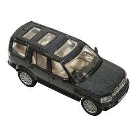 Die-cast 1:76 scale model discovery 4 baltic blue