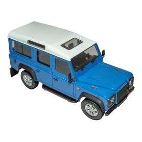 Miniature defender 110 bleu