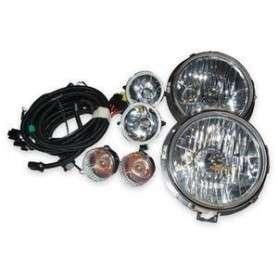 Kit eclairage loock svx phares