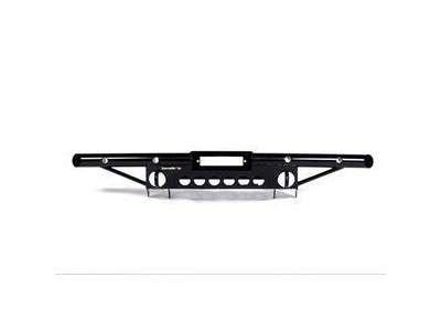 Defender tubular winch bumper