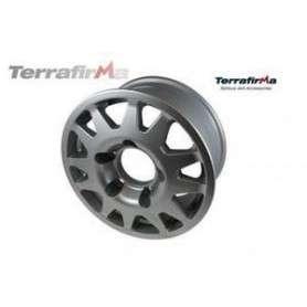 Terrafirma dakar wheel black 7x16 - alloy wheel nuts onl