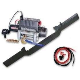 Treuil 5t4 moteur 4,8 cv cable acier britpart
